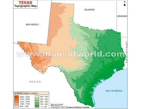 topographical map texas buy texas topographic map topographic map and texas