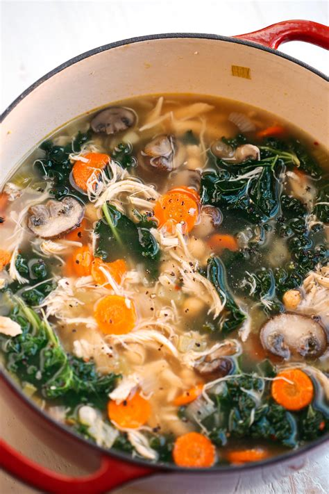 Recipe For Chicke Detox Soup by Detox Immune Boosting Chicken Soup Eat Yourself