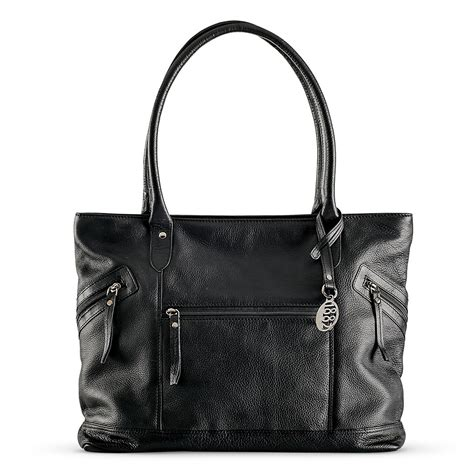 Tote Your To Town by Leather Town Totes Gump S
