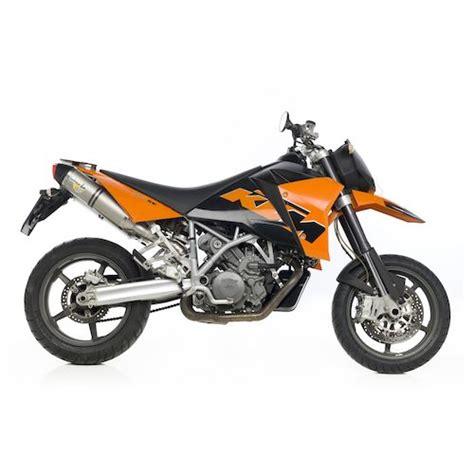 Ktm 950 Supermoto Review Leovince Lv One Evo Ii Slip On Exhaust Ktm Sm 990 950
