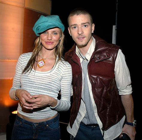 Cameron Diaz Gives Drew Barrymore Justin Timberlakes by Cameron Diaz Photos Cougars Ny Daily News