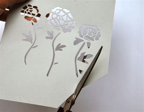Paper Cutting Crafts For - make stunning papercut wedding invitations