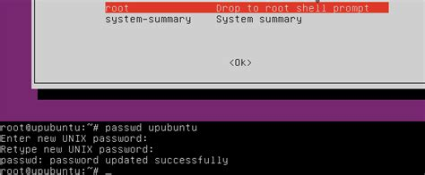 resetting ubuntu password how to reset a lost user password on a pc running ubuntu
