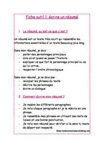 Sample Resume Objectives For Probation Officer by Comment Ecrire Un Resume D Un Texte