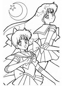 anime coloring pages print az coloring pages