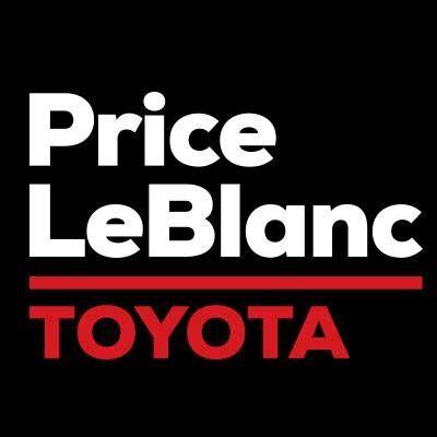 Price Leblanc Toyota Baton La Price Leblanc Toyota Toyotadahlin