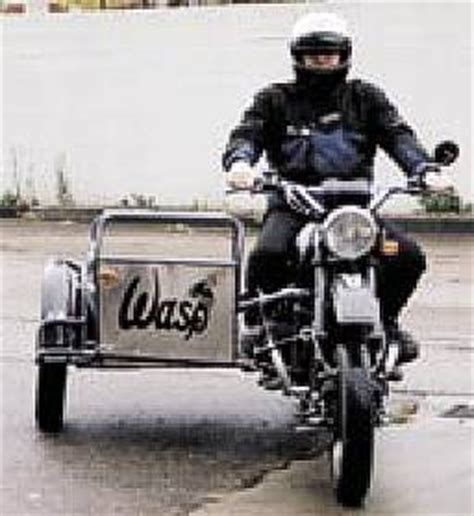 Motorrad Wasp Gespanne by Aerodynamik Motorrad Gespanne
