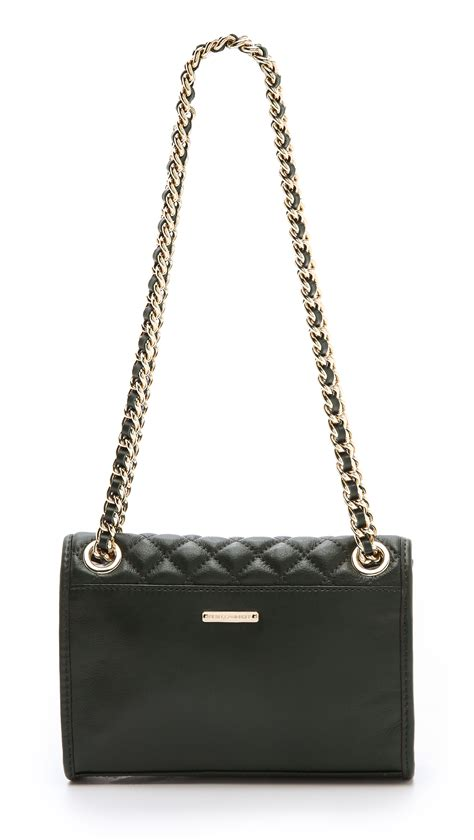 Minkoff Mini Quilted Affair by Minkoff Quilted Mini Affair Bag In Black Lyst