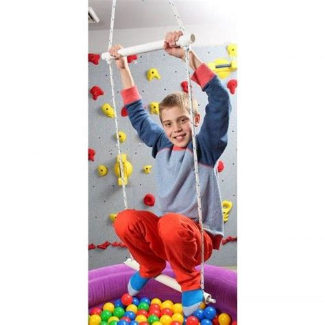 indoor swing for autistic child adjustable double trapeze bar swing kid toys and swings