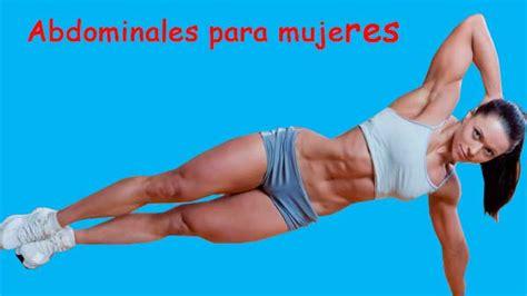 abdominales en casa para hombres los mejores ejercicios abdominales para mujeres desde casa