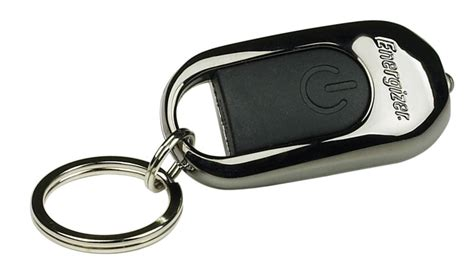 Always Find Your With The Led Keyring by Energizer High Tech Led Keychain Light With 3