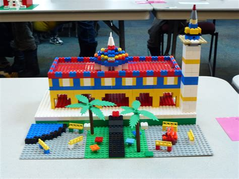 Treehouse Designs For Kids - lego mosque muslim learning garden