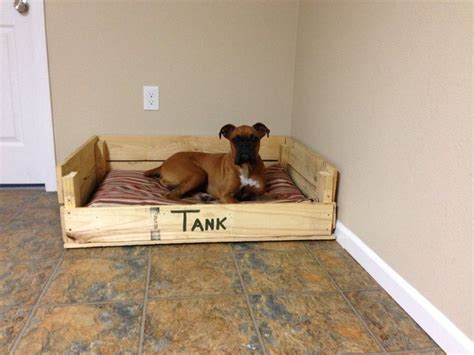 dog bed made out of pallets dog bed made from pallets diy creations pinterest