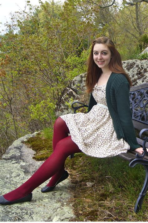 maroon patterned tights ivory patterned modcloth dresses maroon topshop tights