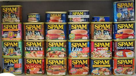 spam spam lovely spam union direct