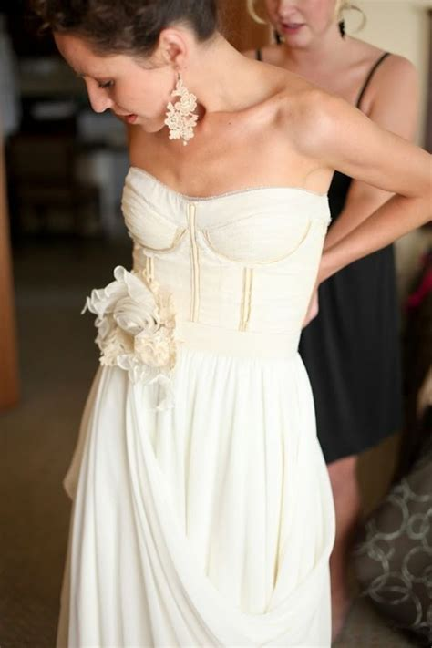Corset Top Wedding Dresses by Unbridled Outside The Box Wedding Dress Style Crazyforus