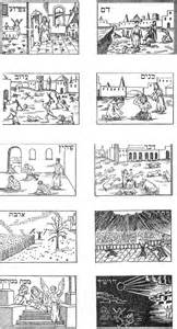 free coloring pages of 10 plagues egypt