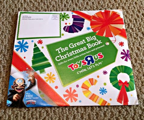 toys r us the great big christmas book letsplay 50