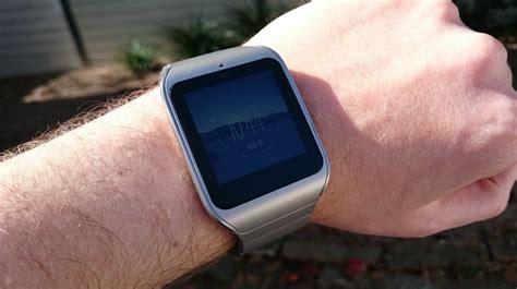 Sony Smartwatch 1 sony smartwatch 3 review