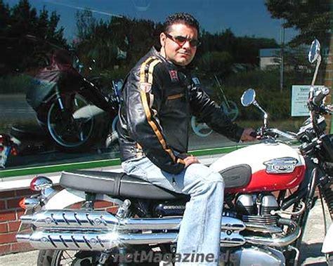 Highway 1 Motorradbekleidung by Netmagazine Lederjacke Highway 1 Retro