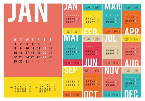 Philippines Calendrier 2018 Free Desktop Calendar 2018 Template Illustration