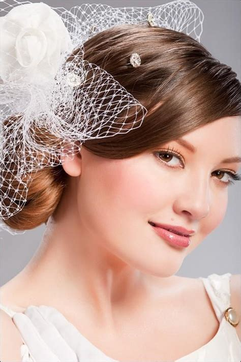 wedding hair using nets vintage bridal hairdos the wedding specialiststhe