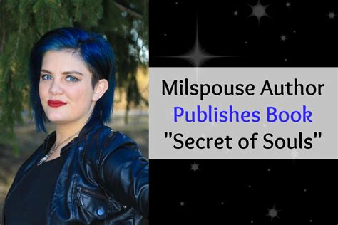 the secret of souls a novel books milspouse author publishes book secret of souls army
