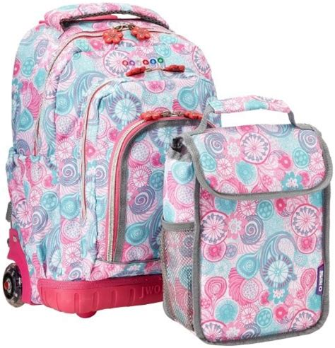 Tas Rossa Backpack 3 In 1 j world lollipop backpack a mighty