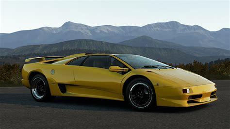 97 Lamborghini Diablo Forza Horizon 2 Cars