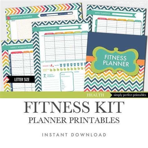 fitness journal planner workout exercise log diary for personal or competitive 15 weeks softback large 8 5 x 11 page exercise fitness gifts books 30 best free printable weight loss journal images on