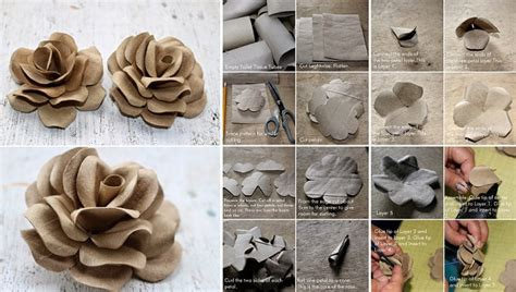 How To Make Toilet Paper Roses - roommate never replaces toilet paper roll when it s empty