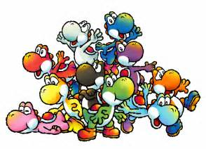yoshi colors yoshi colors yoshi photo 32111692 fanpop