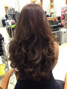 hairstyles with layered in back and longer on sides 10 long layered hair back view hairstyles haircuts