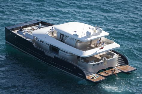 catamaran luxury yacht luxury motor bradley yacht charter details h2x yachts