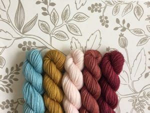 second story knits fox yarns trunk show