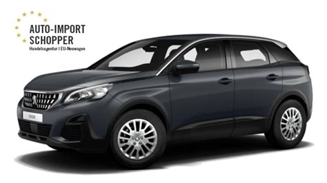 Auto Import Schopper Eisenstadt by Peugeot 3008 Suv 28 Rabatt Auto Import Schopper In