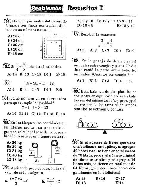 preguntas faciles de la vida cotidiana taller de matematica gu 237 as de trabajo