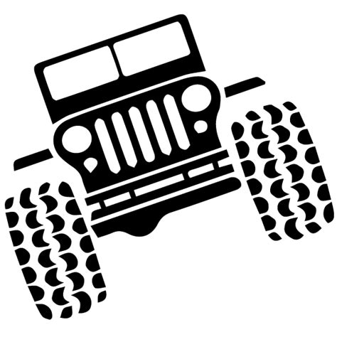 jeep grill sticker jeep decal jeeps cricut and silhouettes