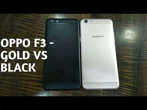 Spigen All Black Oppo F3 oppo f3 colour comparison gold vs black