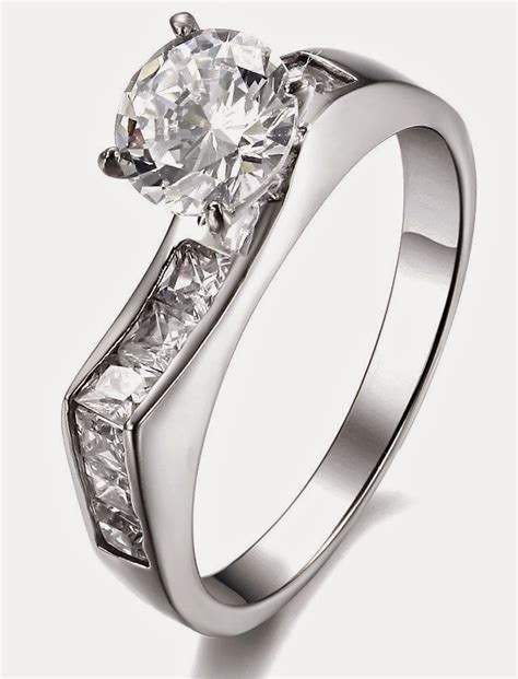 unique shaped s wedding rings white gold with