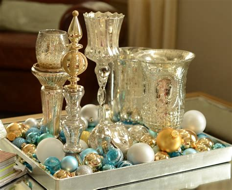 37 silver and gold christmas decorations ideas table