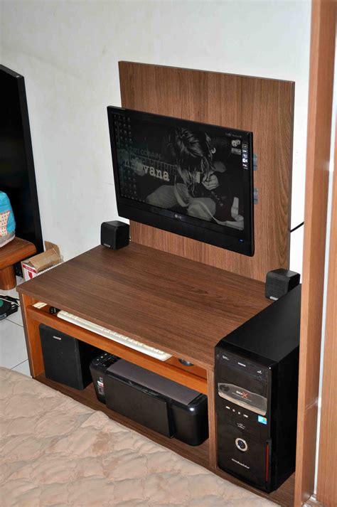 Meja Komputer Surabaya meja komputer lesehan modern dan nyaman meja minimalis