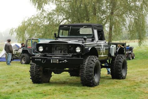 Old jeep trucks for sale