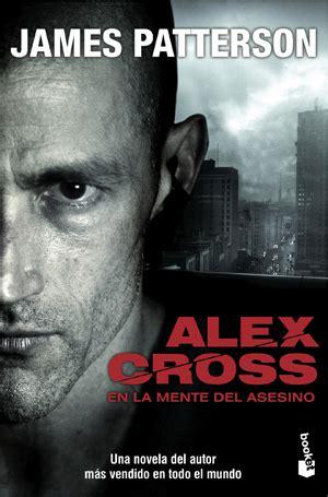 libro cross the line alex en la mente del asesino novela