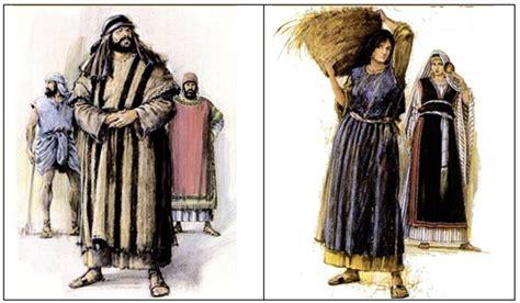 hombres en tiempos de usos y costumbres b 205 blicas 9 vestidos y ornamentos restaurador de sendas