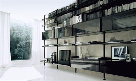rimadesio libreria rimadesio porte scorrevoli in vetro e alluminio librerie