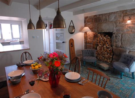 Cottage Boutique St Ives Self Catering by Chywidden Self Catering Cottage In St Ives Cornwall