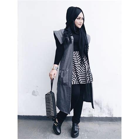 tutorial makeup by vizzily 50 inspirasi gaya hijab selebgram