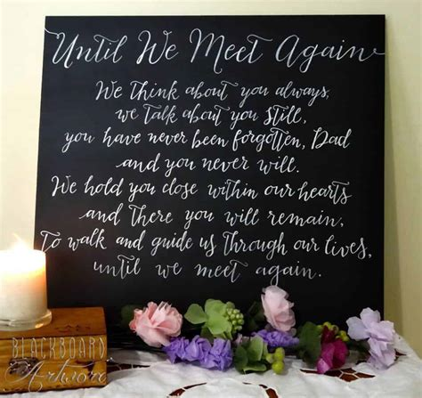 No At Your Wedding Our One by 10 Ways To Honor Loved Ones At Your Wedding Part 2