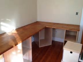 Diy Corner Desk Ideas Home Office With Two Desks Diy Office Corner Desk Dask Hiden Office Diy Office Ideas